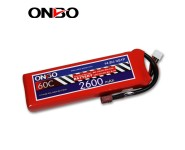 ONBO 60C 4S 14.8V 2600mAh lipo