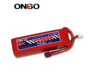 ONBO 80C 3S 11.1V 1900mAh lipo