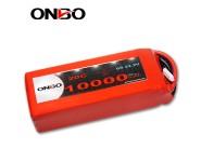 ONBO 10000mAh 22.2V 20C 6S1P Lipo Battery Pack