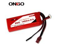 ONBO 25C 1450mAh 2S LiFePO4 battery