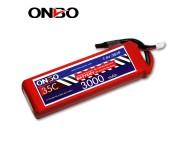 ONBO 35C 2S 7.4V 3000mAh lipo