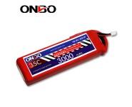 ONBO 35C 5S 18.5V 3000mAh lipo