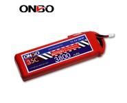 ONBO 35C 3S 11.1V 3800mAh lipo