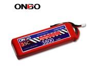 ONBO 35C 4S 14.8V 3800mAh lipo