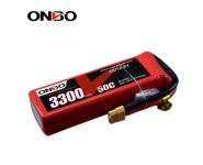 ONBO 50C 4S 14.8V 3300mAh lipo