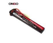 ONBO 1300mAh 7.4V 20C 2S Lipo