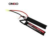 ONBO 1300mAh 7.4V 20C 2S(1+1) Lipo