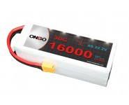 ONBO 16000mAh 22.2V 30C 6S Lipo Battery Pack