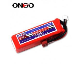 35C 3S 2200mAh lipo,2200mah lipo,ONBO 3S 35C lipo,3.7V lipo battery