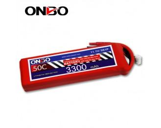 50C 3S 3300mAh lipo,3300mah lipo,ONBO 3S 50C lipo,3.7V lipo battery