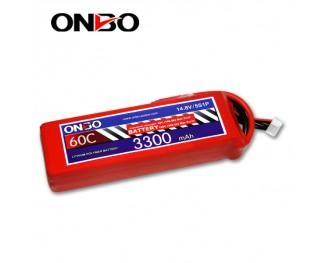 60C 5S 3300mAh lipo,3300mah lipo,ONBO 5S 60C lipo,3.7V lipo battery