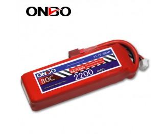 80C 3S 2200mAh lipo,1900mah small lipo,ONBO 3S 80C lipo,11.1V lipo battery