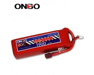 4S lipo battery,14.8V lipo battery
