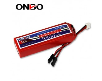 2500mAh 3C 2S Transmitter, 2500mAh Lipo Battery Packs, ONBO 2500 mAh 3C 2S Transmitter