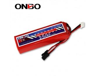 ONBO 2500mAh 3S 3C Lipo Transmitter Pack
