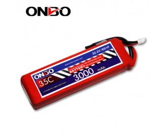 35C 6S 3000mAh lipo,3000mah lipo,ONBO 6S 35C lipo,3.7V lipo battery