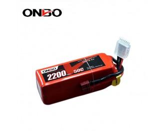 50C 5S 2200mAh lipo,2200mah lipo,ONBO 5S 50C lipo,3.7V lipo battery